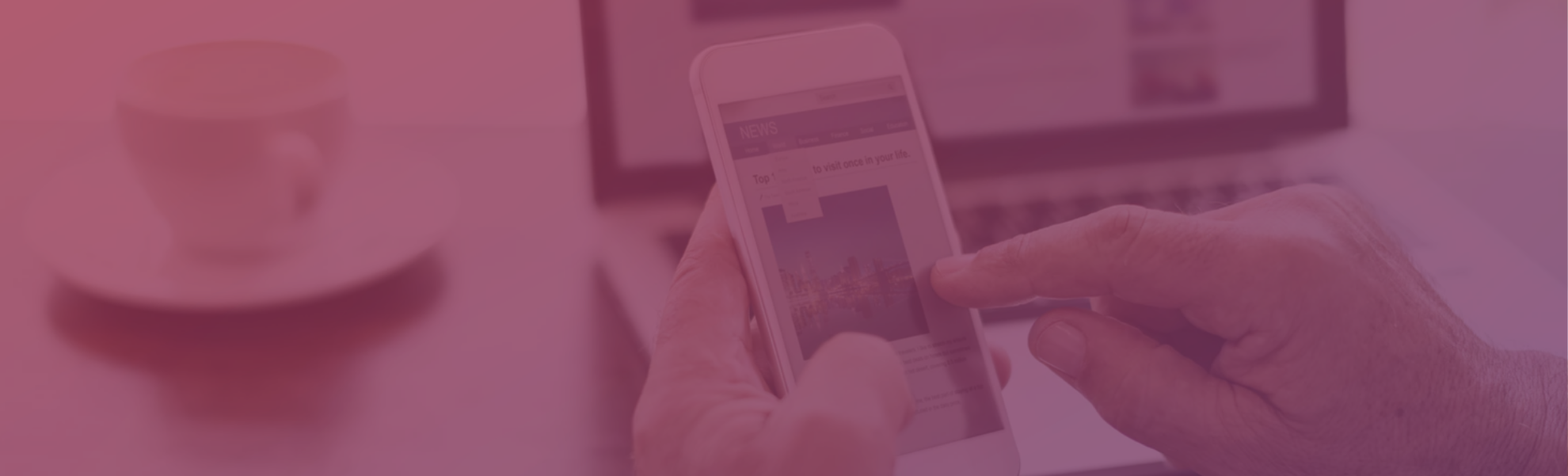 header content blog