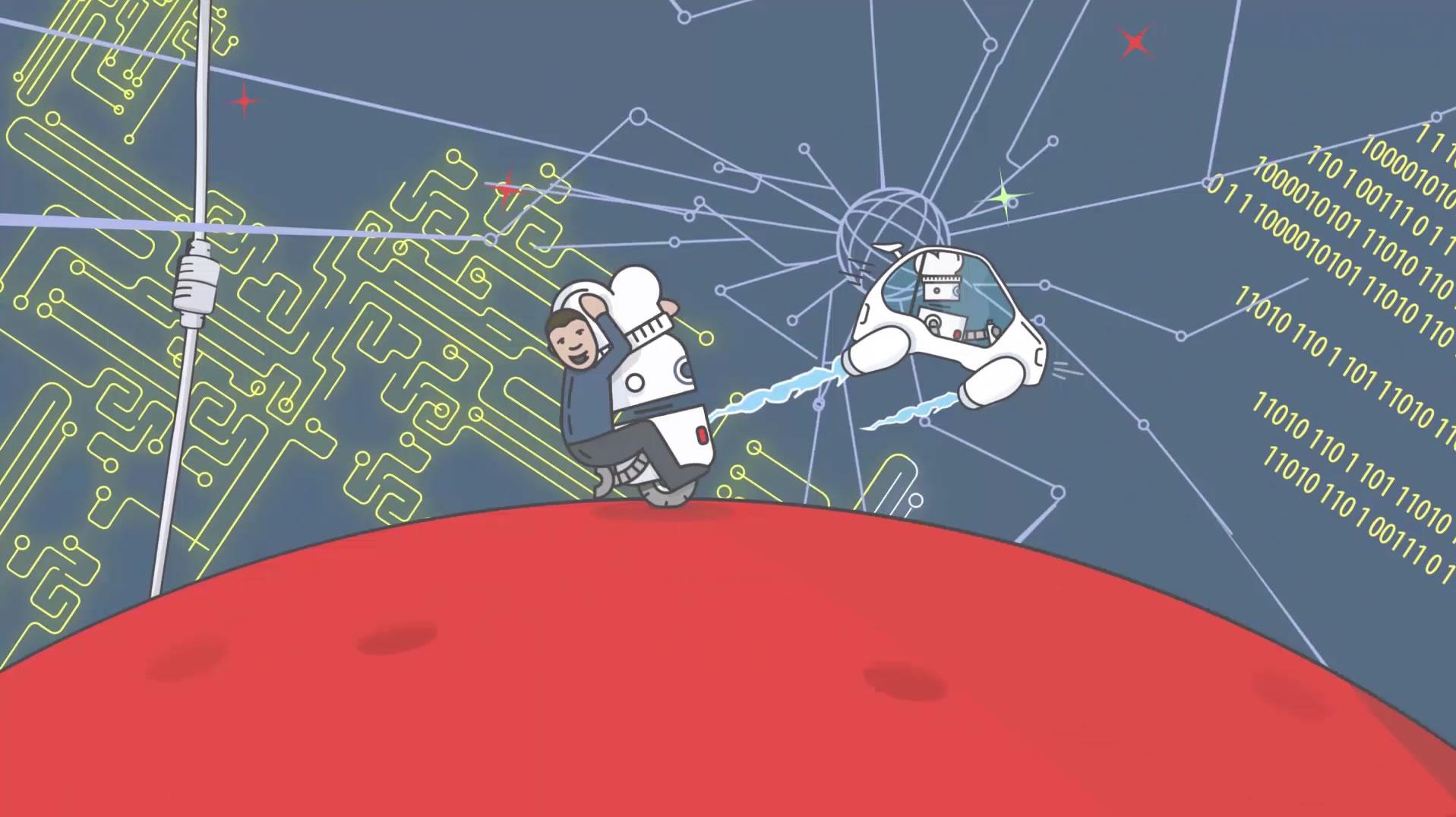 digitale innovatie hero's journey