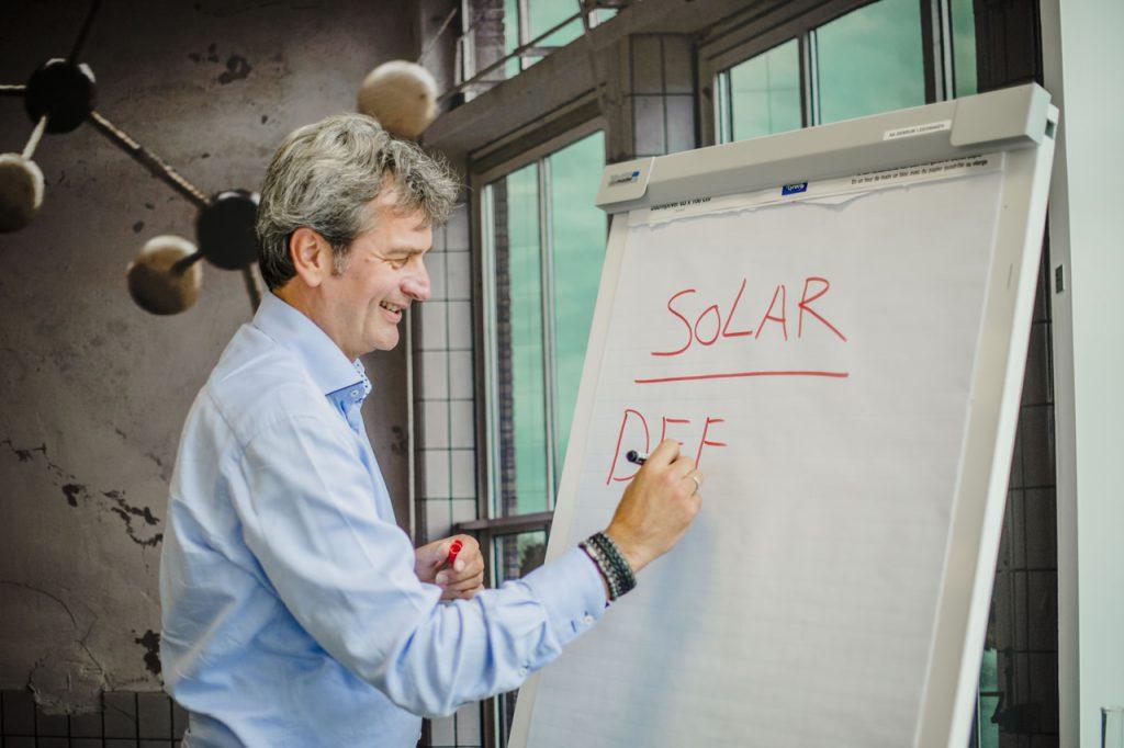 MediaSoep - Sfeerafbeelding European Solar